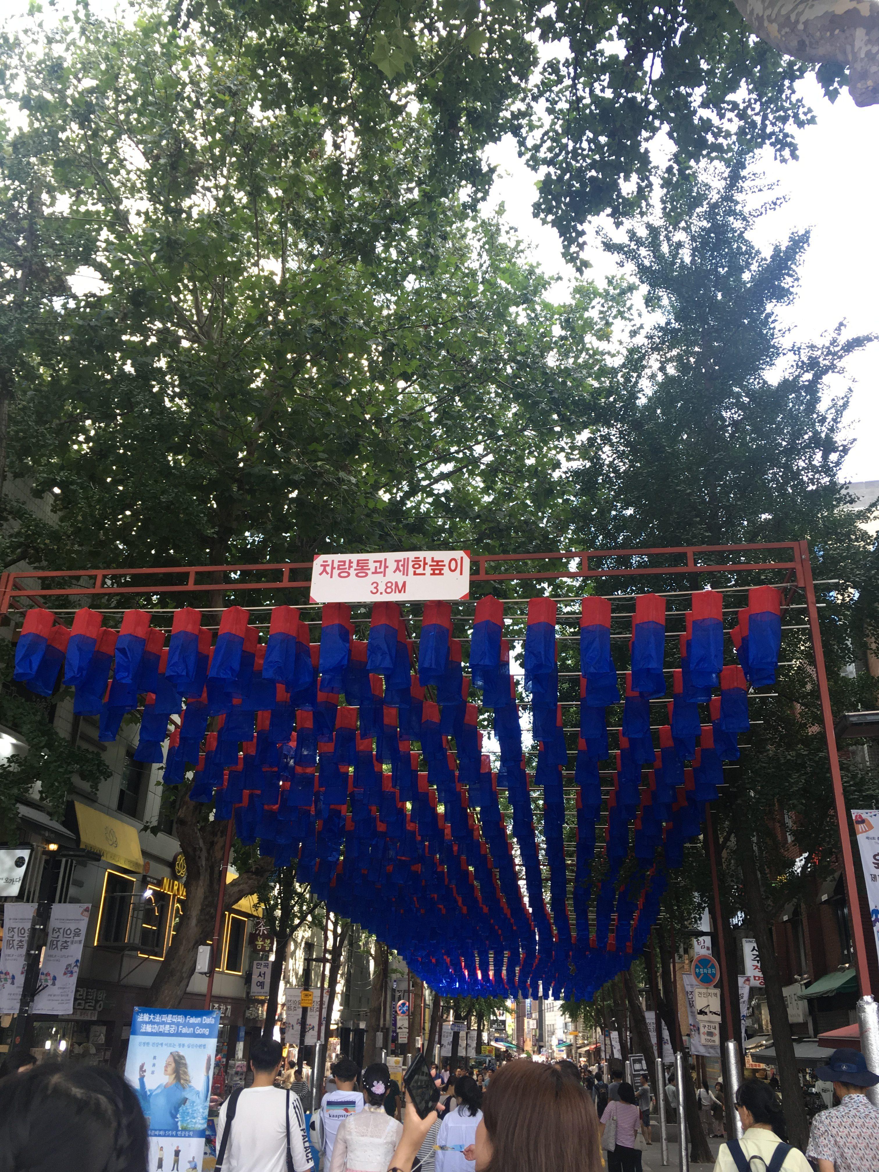 2019年9月 韓国旅行は危ない? いえ、安心安全に楽しんできました!